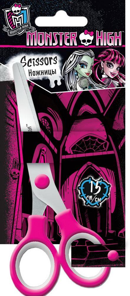 Канцелярия Monster High 15 см centrum витражная картинка 17х13 см monster high