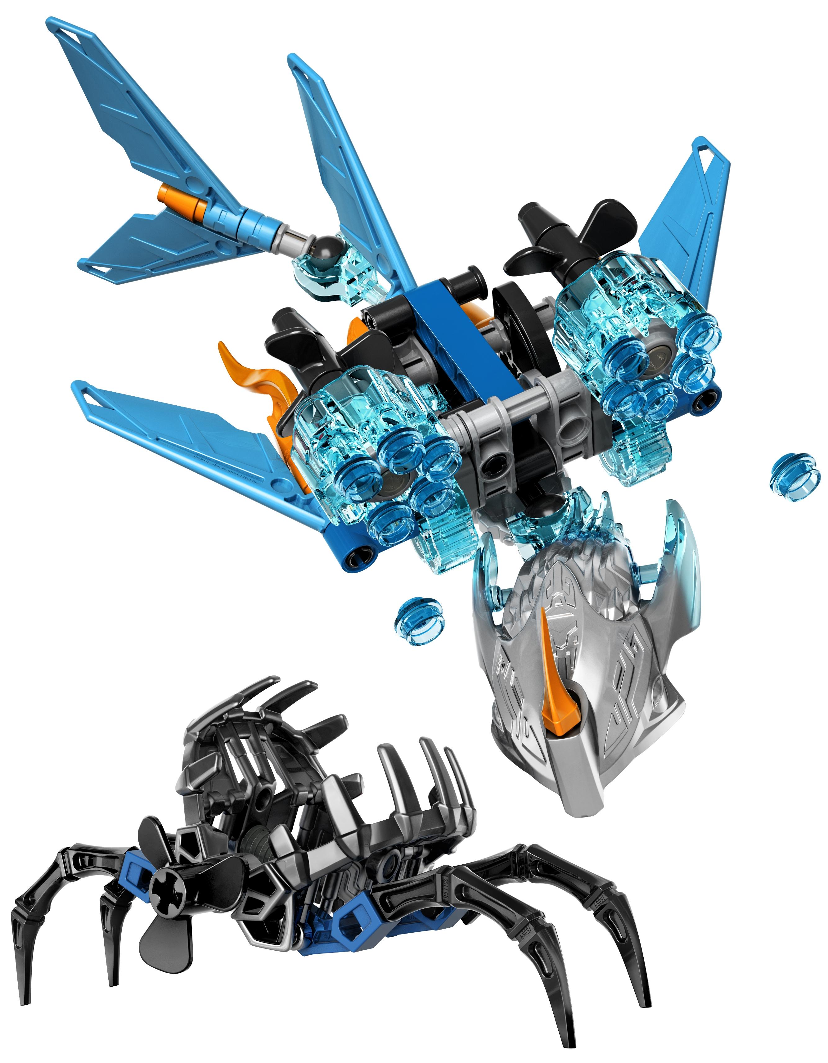 LEGO LEGO Bionicle 71302 Акида - Тотемное животное Воды zipper back dip hem peplum blouse