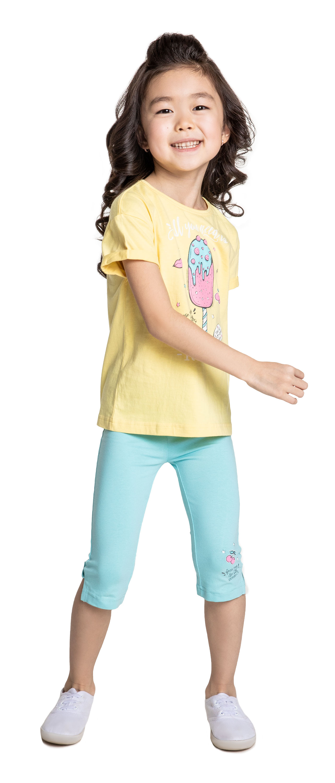 Лосины для девочки Barkito 724584 X620 75 юбка для девочки barkito 723521 x418 75