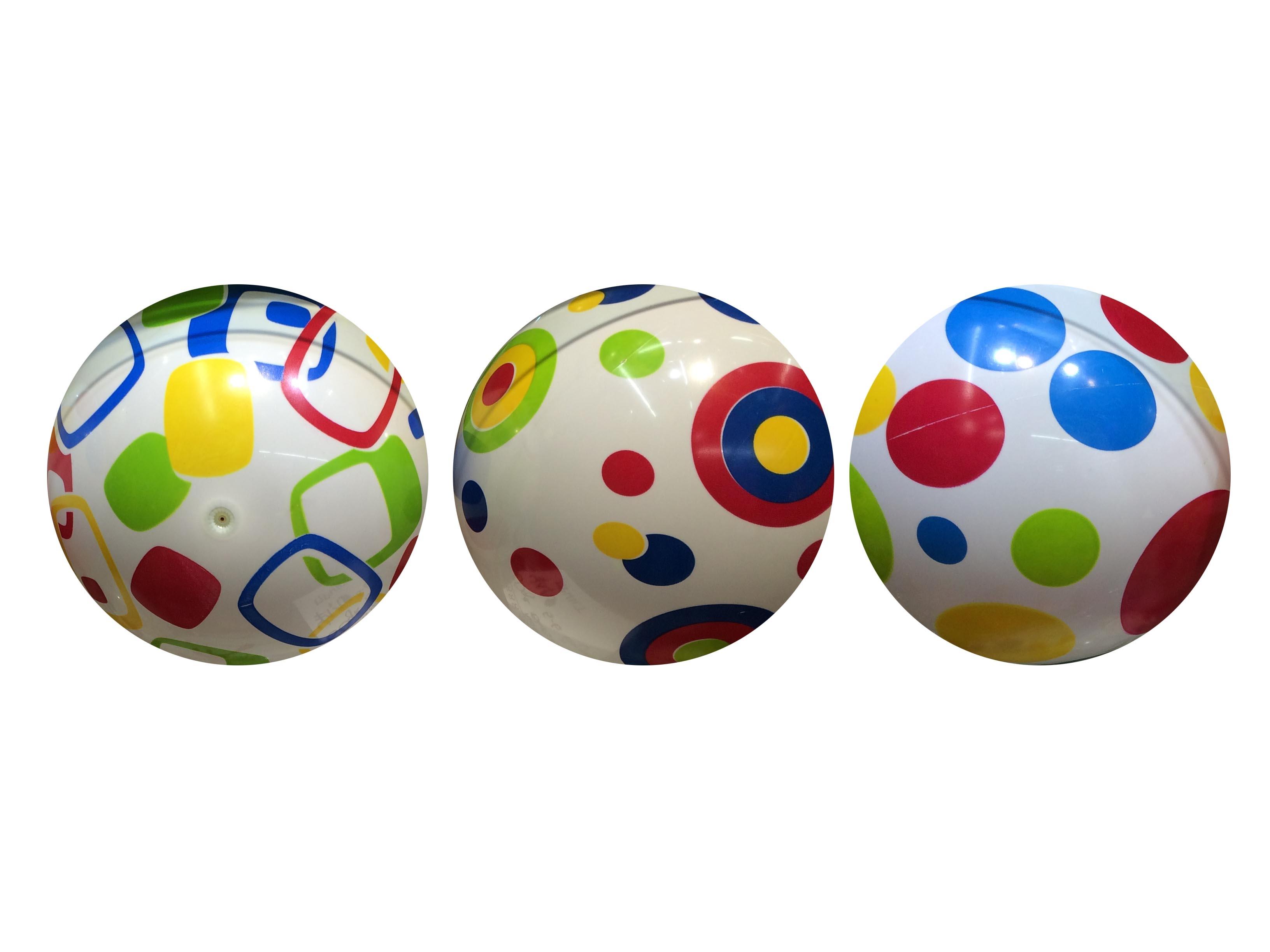 Надувные игрушки 1toy Мяч с принтом хаха мяч rocking horse детский открытый фитнес игрушки музыкальные красочные надувные прыжки маккавеев толстый маленький лошадь