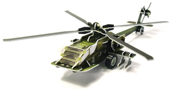 Наборы игрушечных инструментов UF 3D пазл UF «Вертолет» заводной синтезатор casio lk 265 61клав