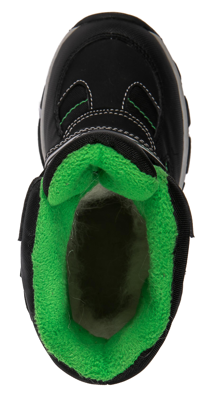 Ботинки и полуботинки Barkito Ботинки для мальчика Barkito, черные ботинки для мальчика reima черные
