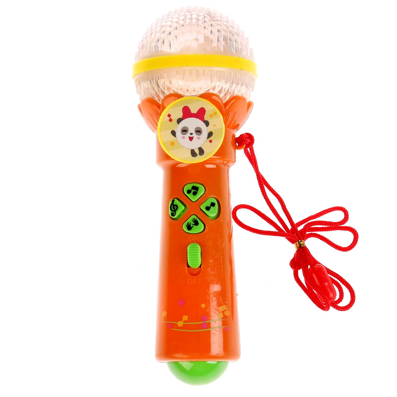 цена на Музыкальная игрушка Умка Микрофон Малышарики
