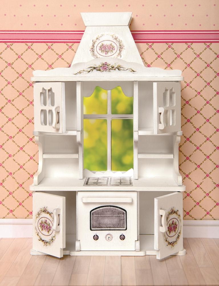 Аксессуары ЯиГрушка Игровой набор мебели ЯиГрушка «Прованс» кухня аксессуары яигрушка игровой набор яигрушка прованс шкаф и консоль
