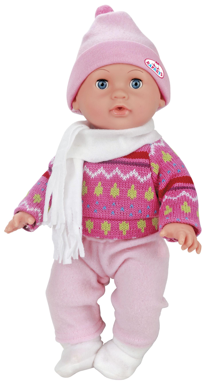 Кукла Карапуз Пупс 35 см