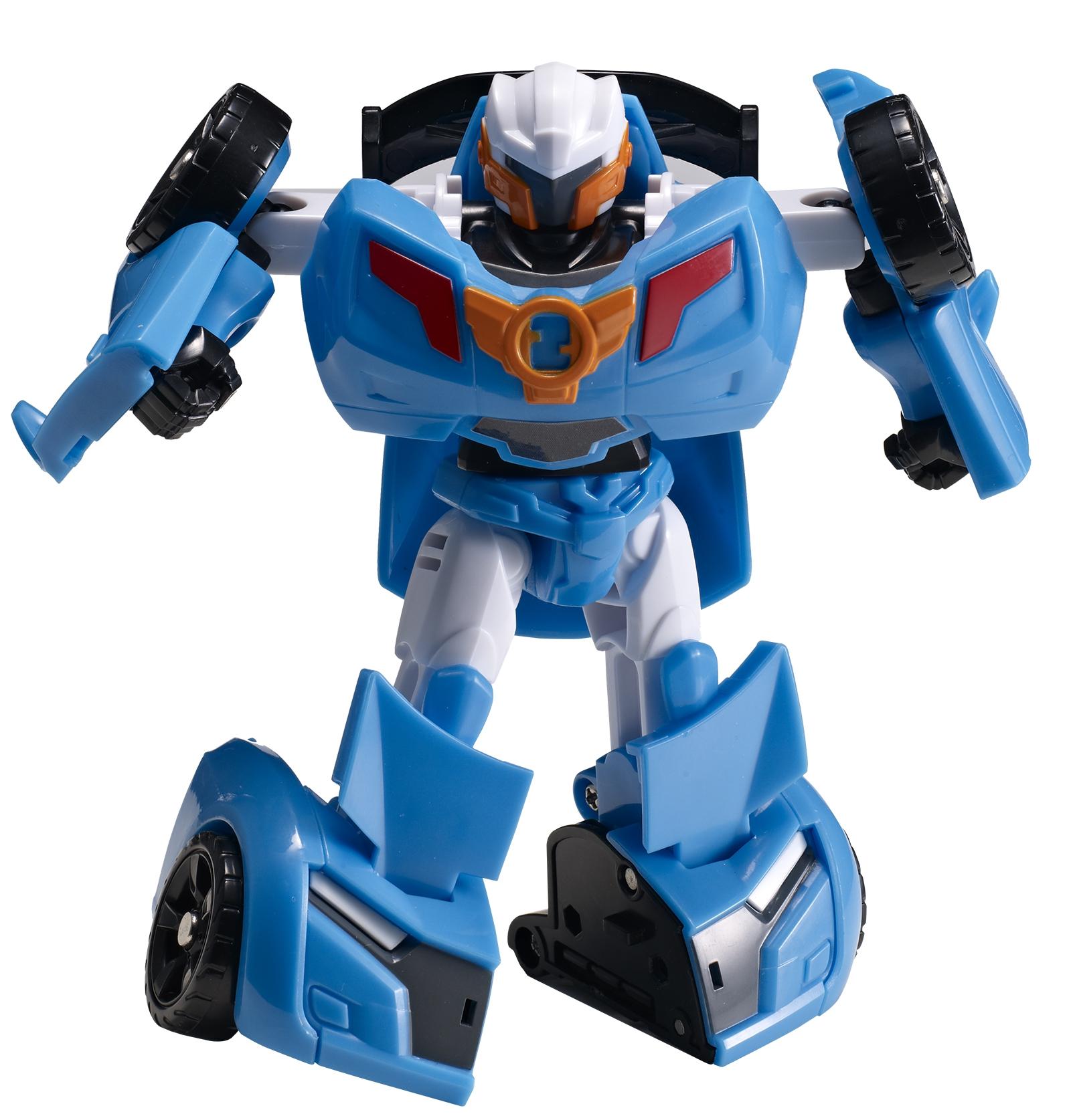Трансформер Гулливер с наклейками робот трансформер tobot mini adventure y 301045