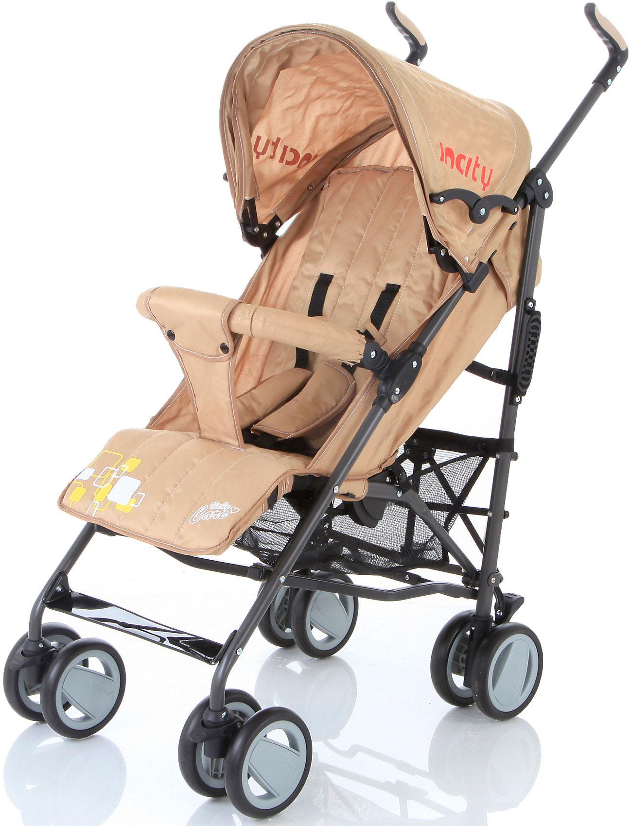 Купить Коляска-трость, In City Beige, 1шт., Baby Care BT 1109 Beige, Китай