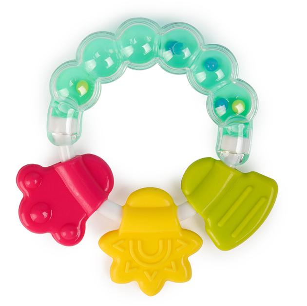 Прорезыватели Be2Me Прорезыватель для зубов Be2Me в форме кольца погодная станция oregon scientific bar368p b bordo