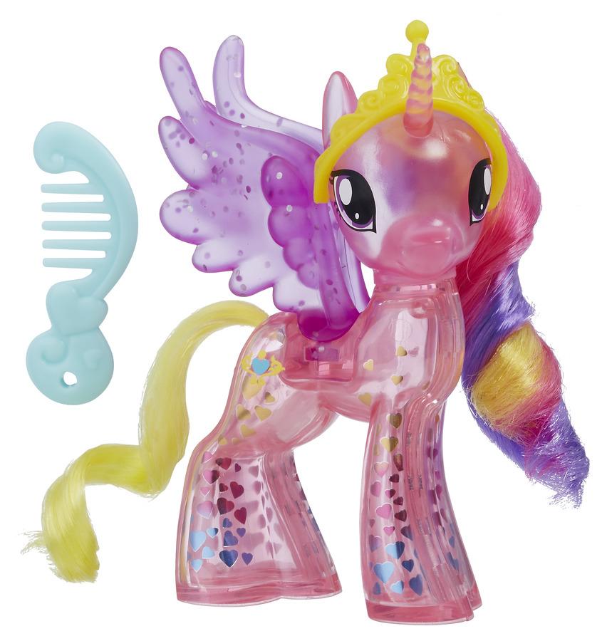 My Little Pony My Little Pony Пони с блестками E0185EU4 фигурка my little pony сияние магия дружбы в ассортименте