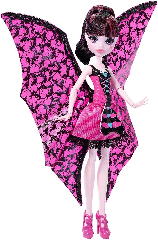 Monster High Monster High Дракулаура: Летучая мышь
