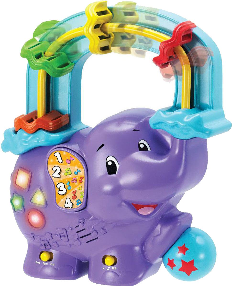 Развивающая игрушка Гулливер Веселый слоник музыкальная игрушка музыкальная keenway слоник трубач