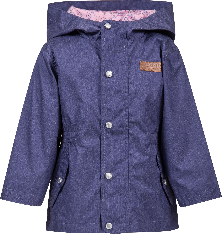 Купить Куртки, Куртка для девочки Barkito, джинсовая, Китай, джинсовый, Женский
