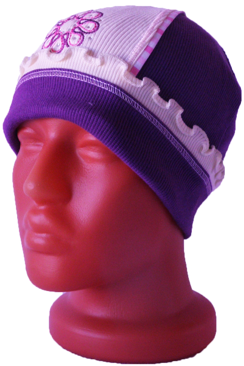 Головные уборы Индиго Шапка Индиго Фиолетовая головные уборы индиго шапка индиго серая