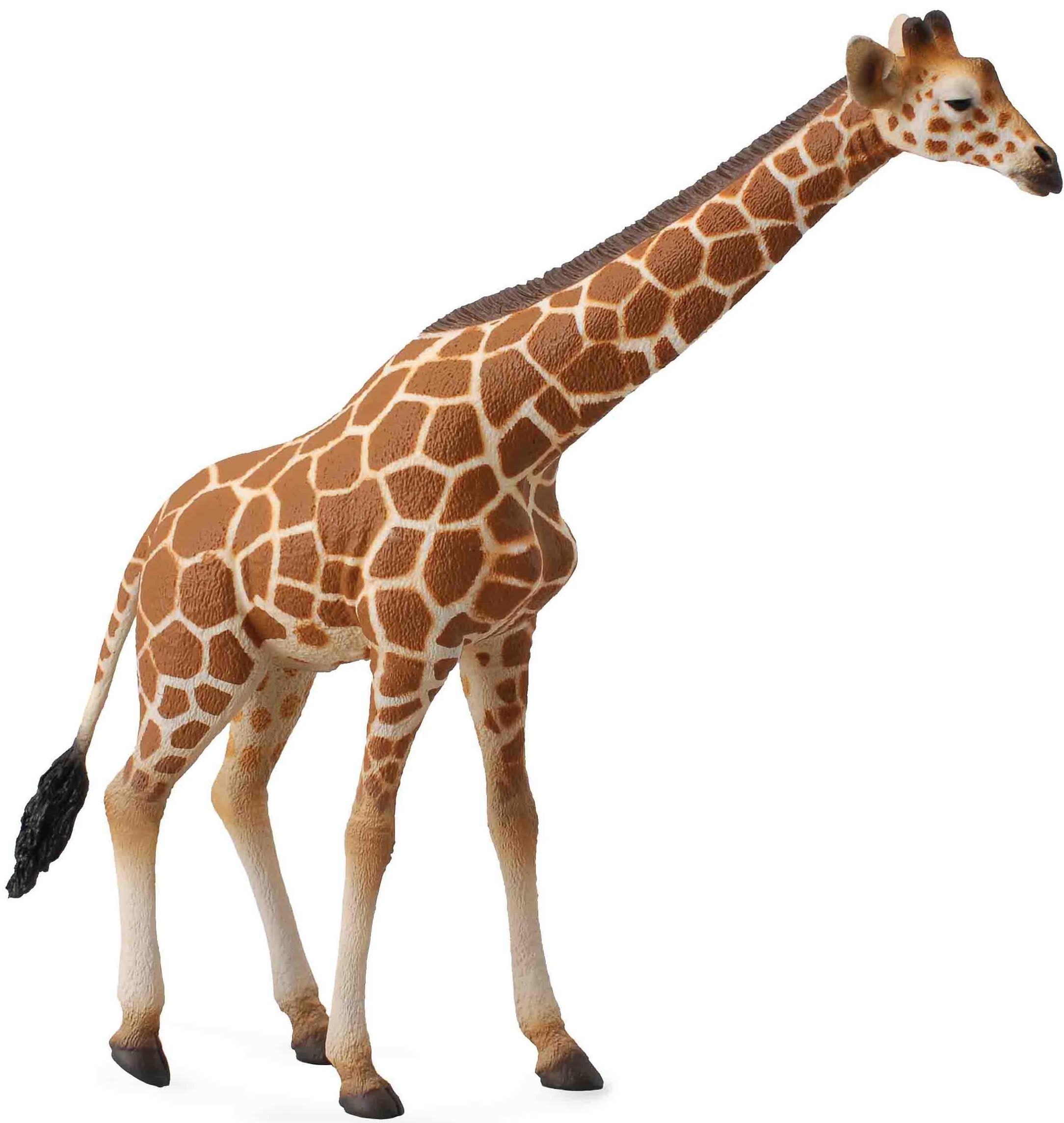 Фигурки Гулливер Сетчатый жираф 16 см