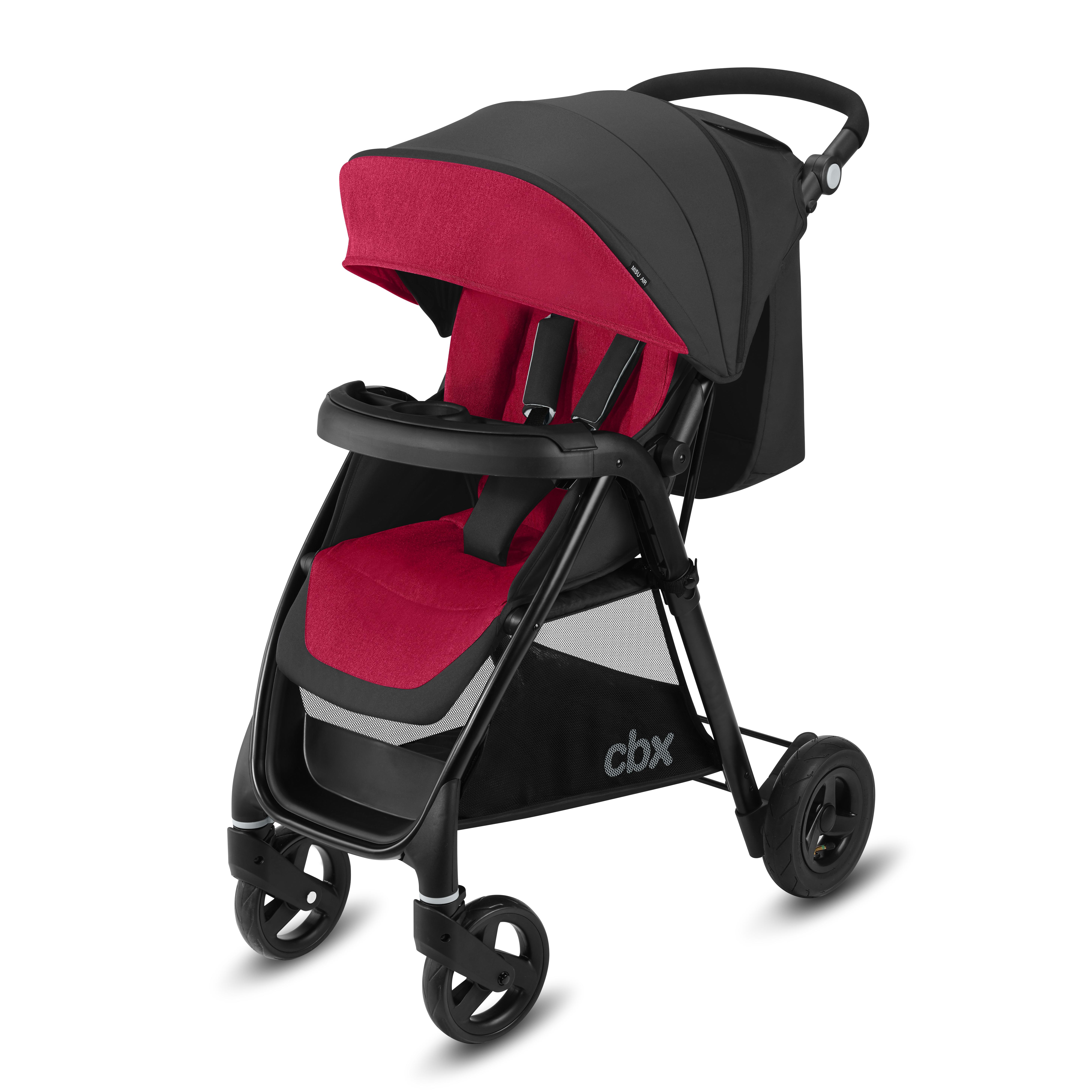Прогулочная коляска CBX Misu Air Crunchy Red цены онлайн