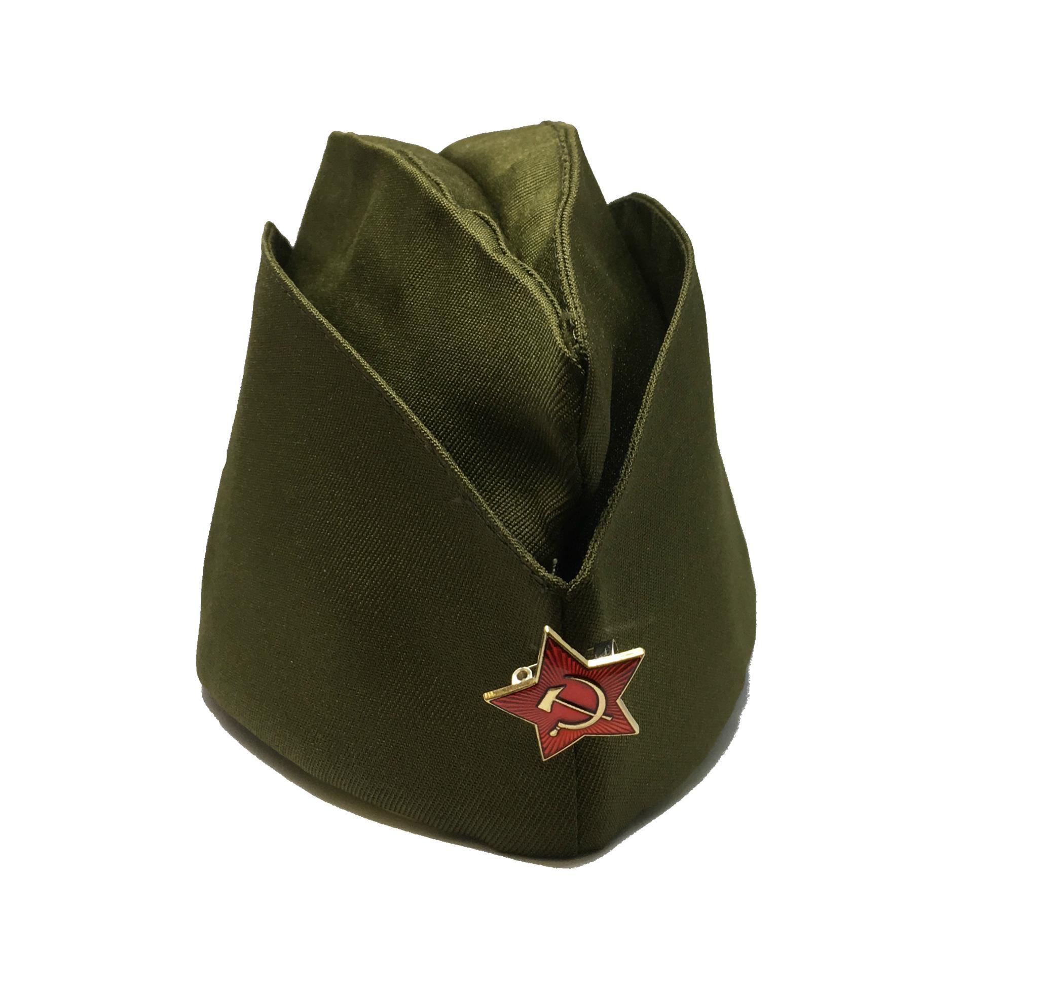 Пилотка солдата Батик 8008