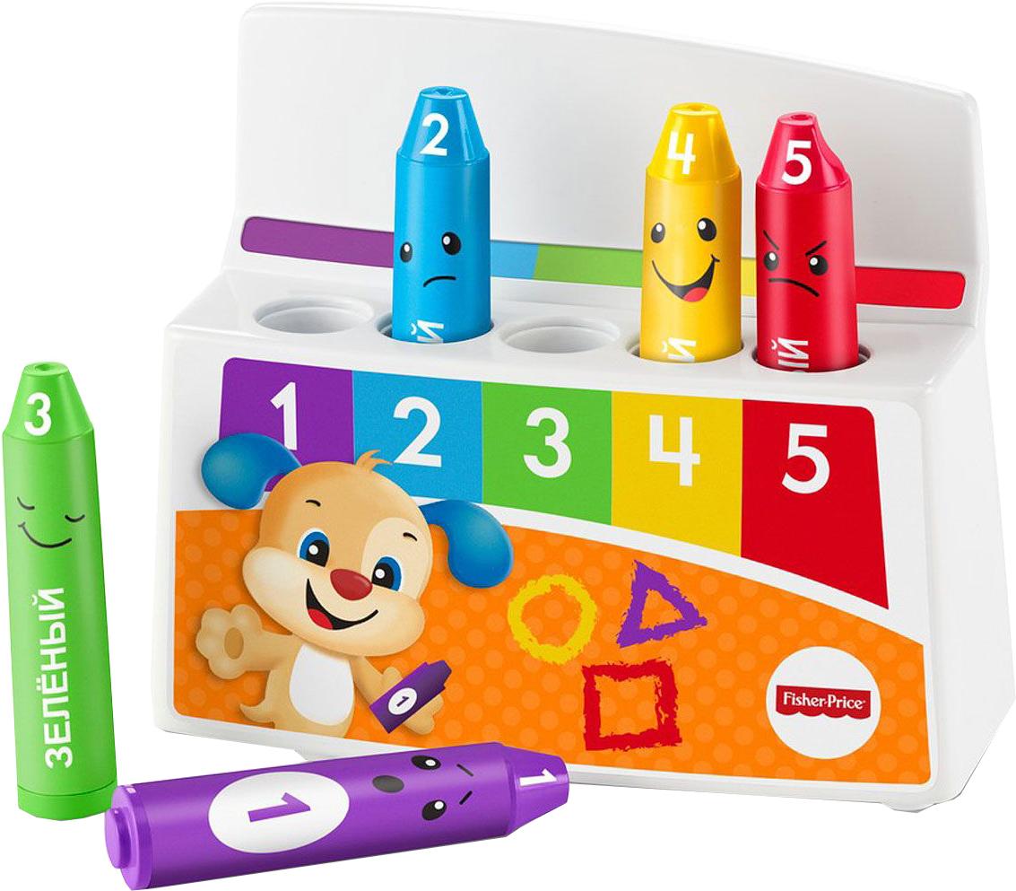 Развивающая игрушка Fisher Price Обучающие карандаши