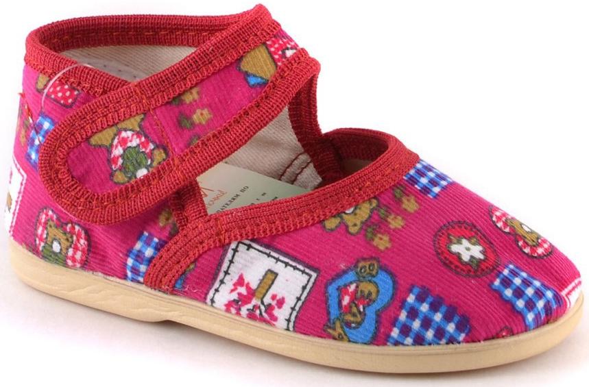 Тапочки Домашки Туфли для девочки Домашки розовые happy baby плавательные тапочки розовые