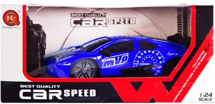 Игрушки на радиоуправлении Наша игрушка Speed игрушка машина р у 1 24 джип