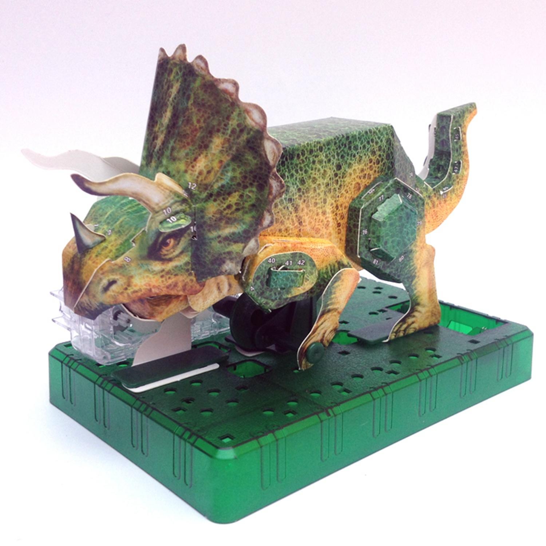 Электронный 3D-конструктор ND Play Трицератопс цена