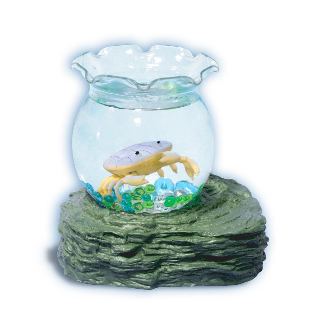 Интерактивные животные Amico Аквариум с крабиком аквариум аквариум пушкинская 10
