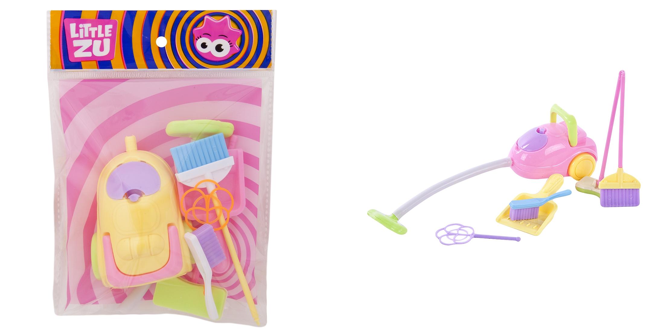 Игровые наборы Профессия Little Zu «Куколка Фея», «Набор Мебель», «Уборка» цена
