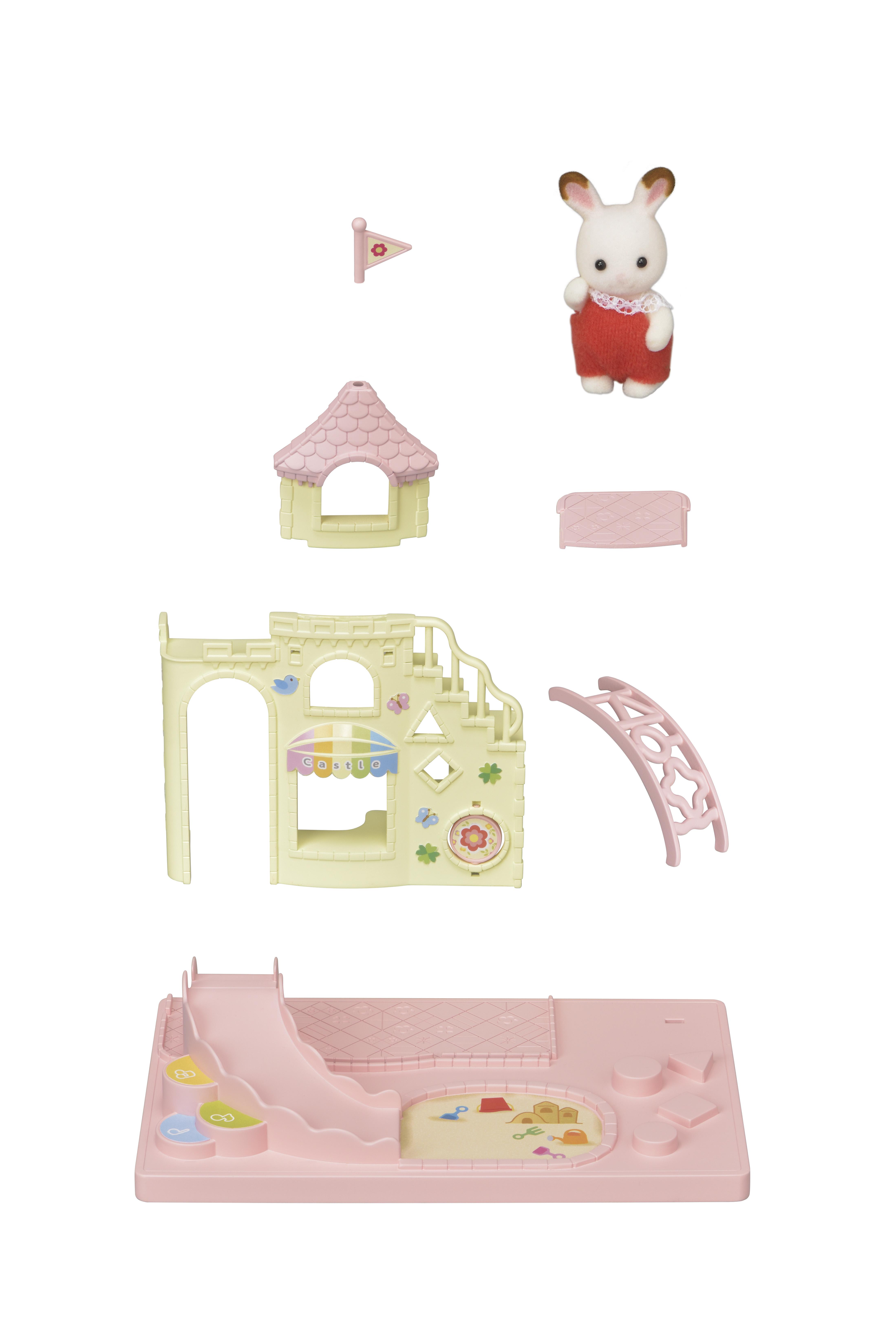 Игровой набор SYLVANIAN FAMILIES Замок игровой набор детская комната sylvanian families