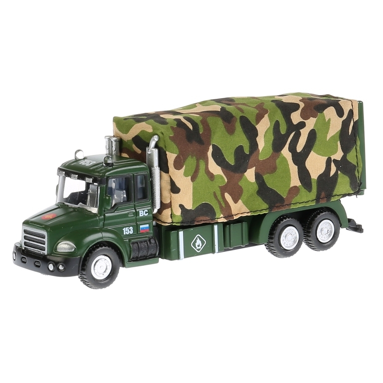 Машинка Технопарк Военная техника 15,5 см