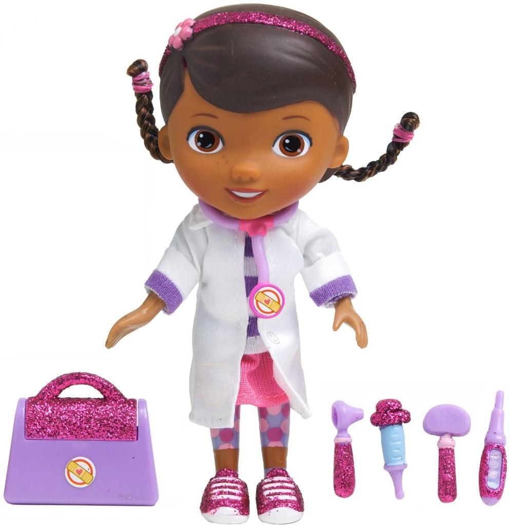 Игровые наборы Профессия Doctor Plusheva Игровой набор Доктор Плюшева «Дотти» с аксессуарами доктор плюшева игровой набор с куклой время осмотра цвет халата сиреневый