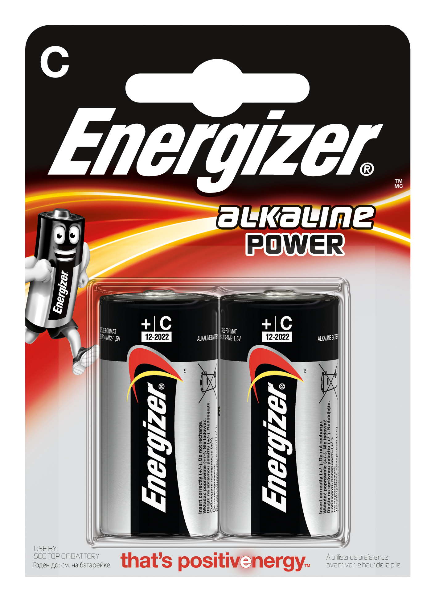 Элемент питания Energizer Base C 2 шт батарейка energizer lithium тип cr2032 3v 2 шт