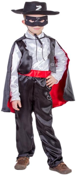 цены Карнавальный костюм Карнавалия Зорро
