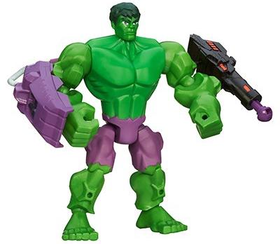 Разборная фигурка с оружием Hasbro Hero Makers фигурка hasbro разборная фигурка трансформера