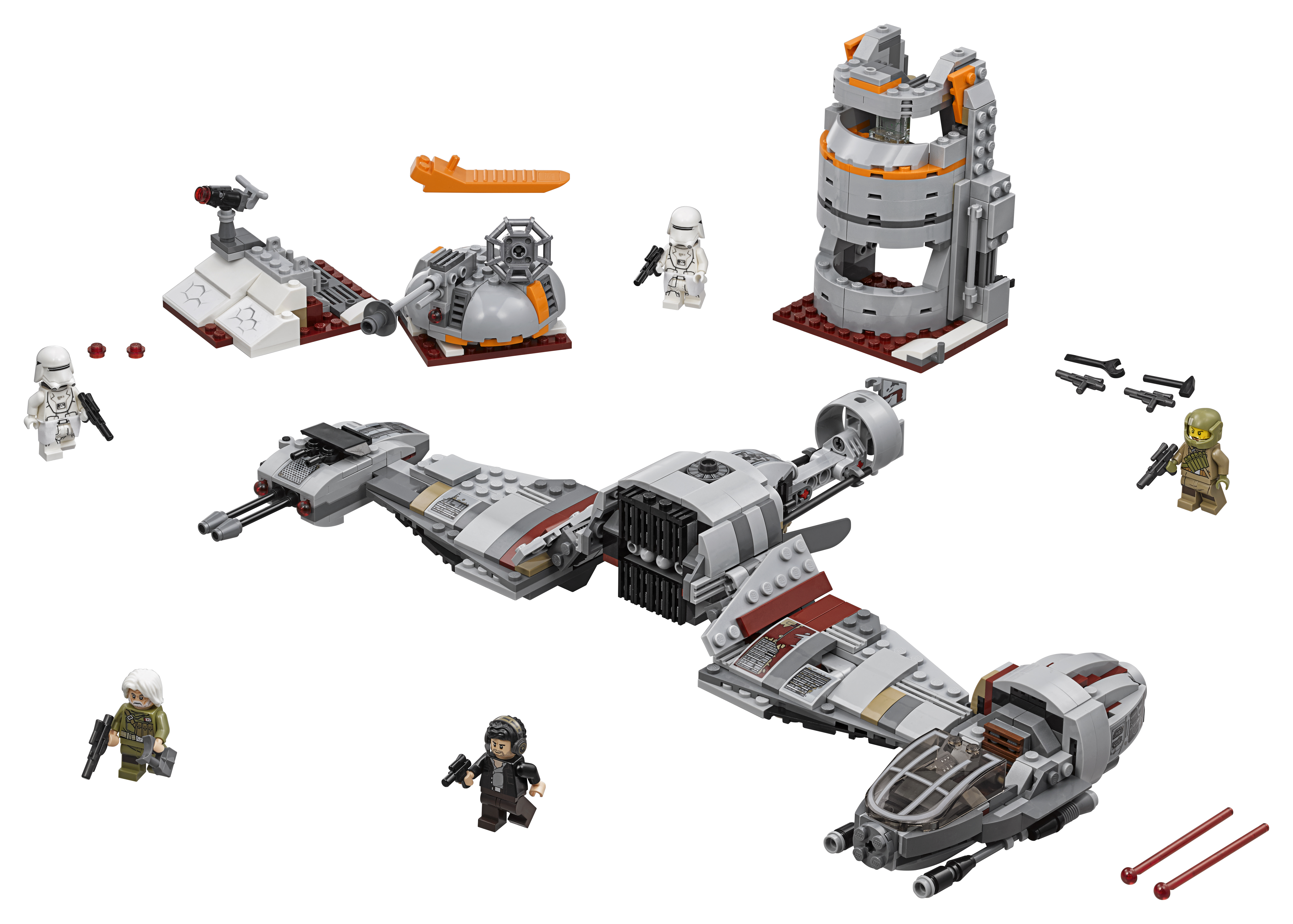 Купить Конструктор, 75202 Защита Крайта., 1шт., LEGO 75202, Чешская республика