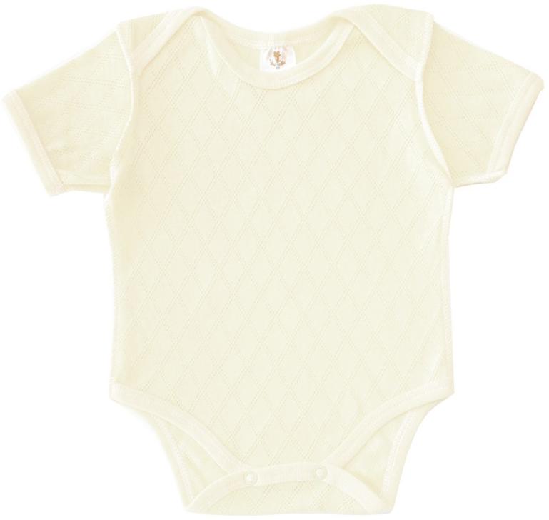 Фото - Первые вещи новорожденного КотМарКот Боди с коротким рукавом боди детский luvable friends 60325 f бирюзовый р 55 61