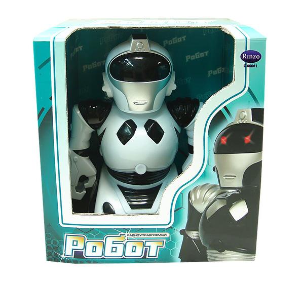 Машинки и мотоциклы Rinzo Робот р/у rinzo pt 00092