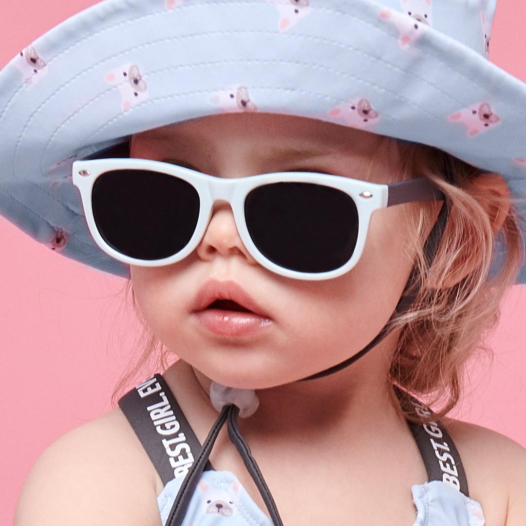 Солнцезащитные очки Happy baby Очки солнцезащитные Happy Baby White мужские солнцезащитные очки sunglasses trends tac uv400 oculos de sol 2014089