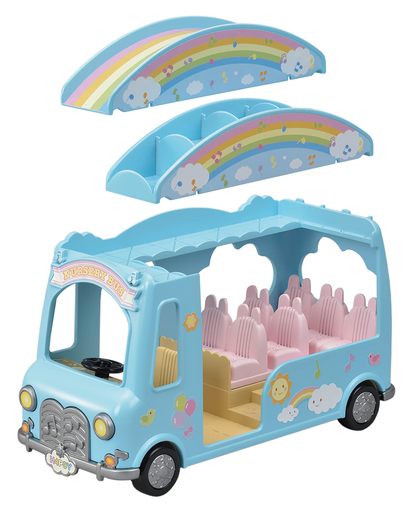 Игровой набор SYLVANIAN FAMILIES Автобус для малышей