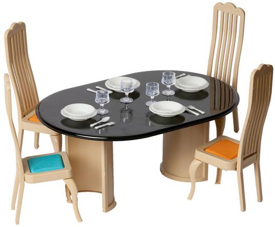 Набор мебели для столовой Русский стиль Коллекция набор мебели trek planet event set 95 стол и 4 стула 70667