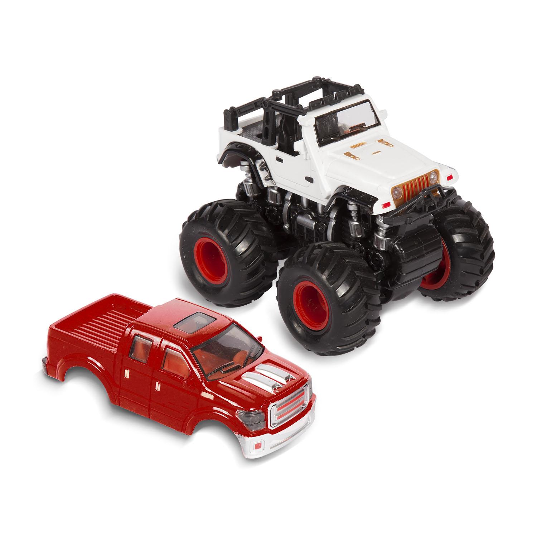 Машинка Handers Бигфут х2: Вездеход handers машинка handers строительная техника автокран