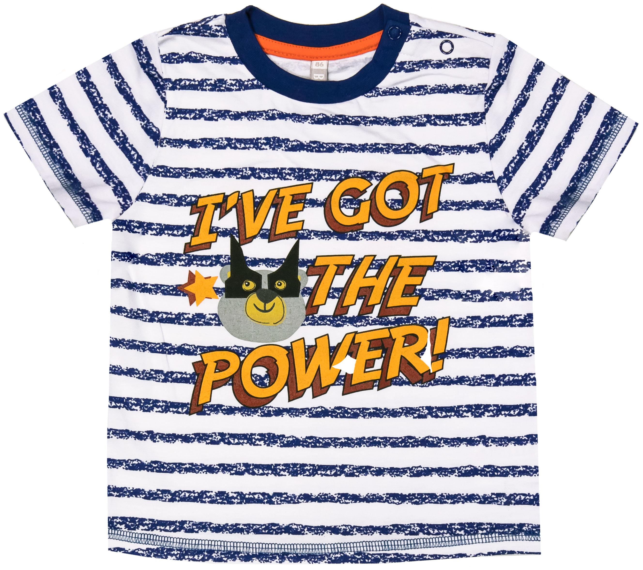Фото - Футболка с коротким рукавом Barkito S18B2002J(2) футболки barkito футболка с коротким рукавом для мальчика barkito механика 1 синяя с рисунком в полоску