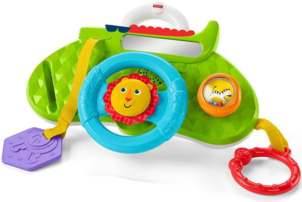 Фото Развивающие игрушки Fisher Price Львенок