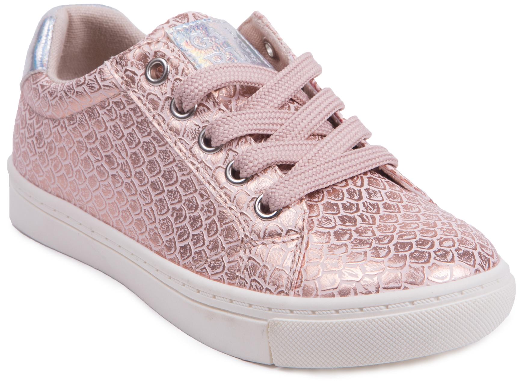 Ботинки и полуботинки Barkito Полуботинки типа кроссовых для девочки Barkito, бежевые полуботинки типа кроссовых для девочки barkito светло розовый