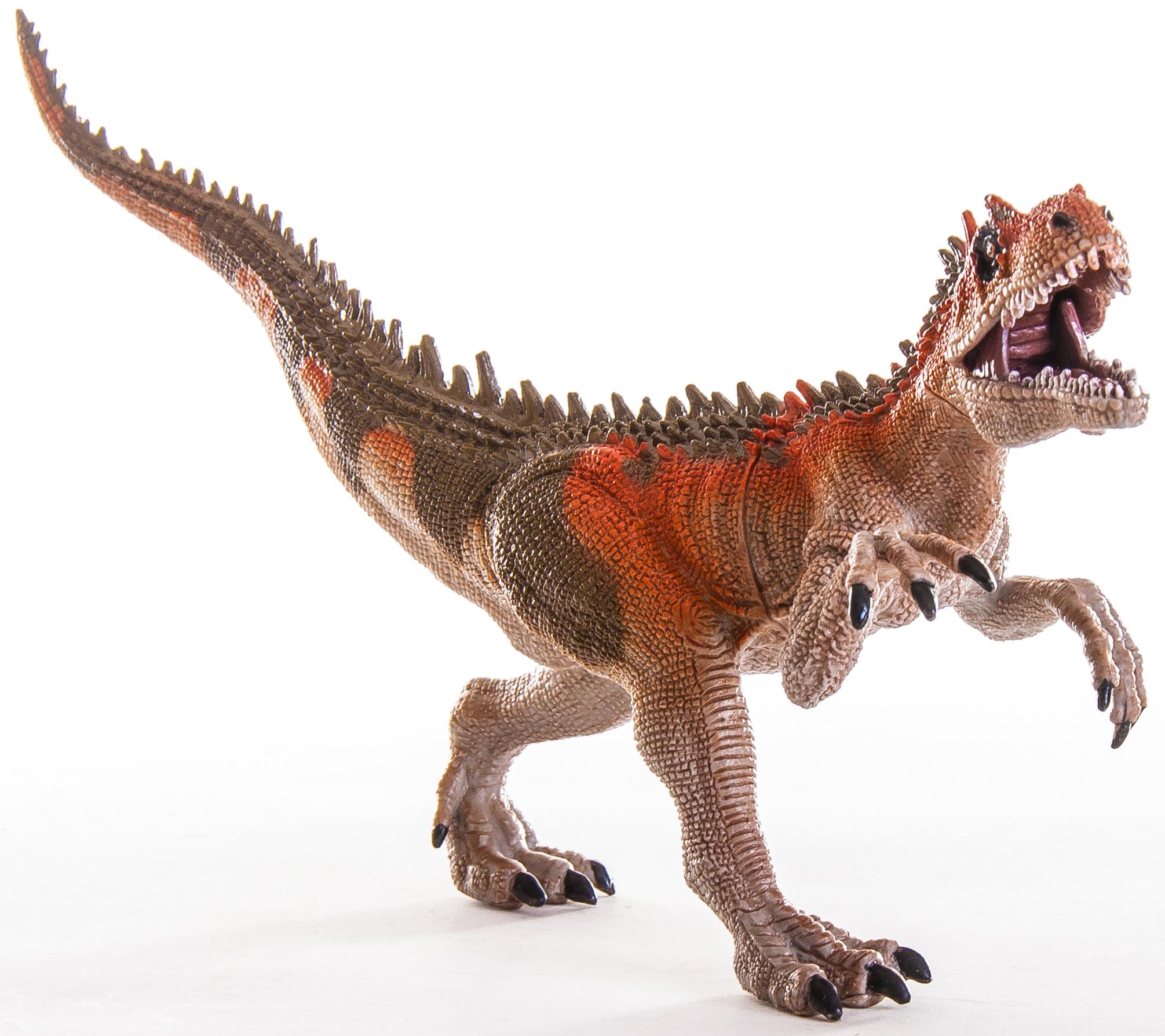 Фигурка HGL Динозавр Заурофагнакс с двигающейся пастью