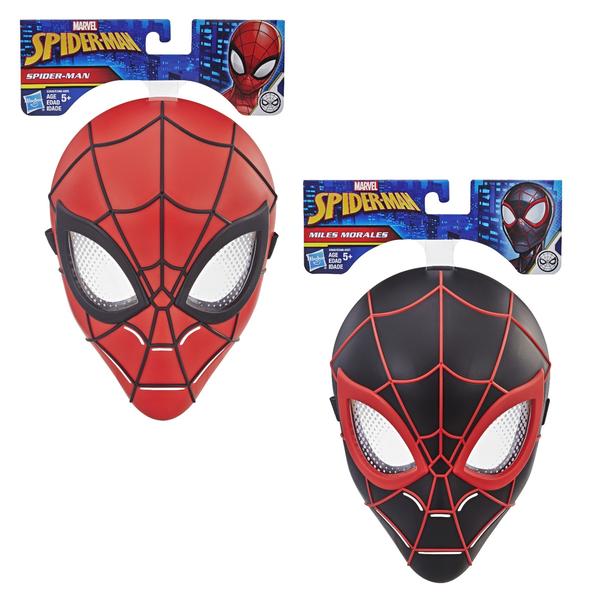 Маска Spider-man Человек паук маска супергероя человек паук
