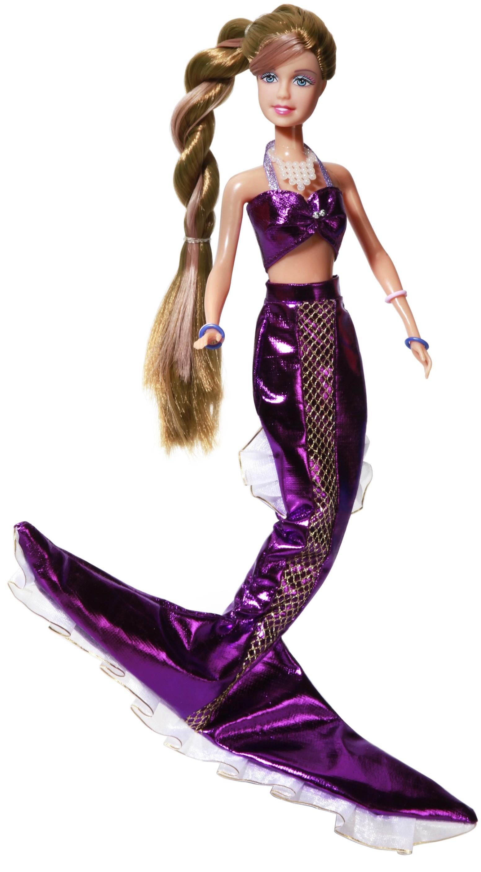 Кукла DEFA LUCY Русалка (с ногами) с аксессуарами цена 2017