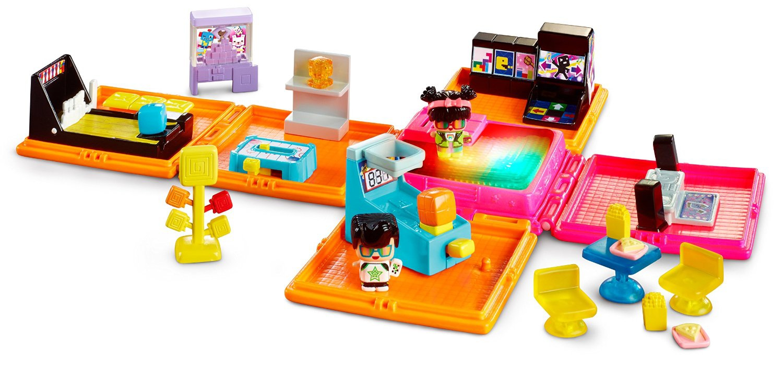 Игровой набор Mattel Зал игровых автоматов DWB70