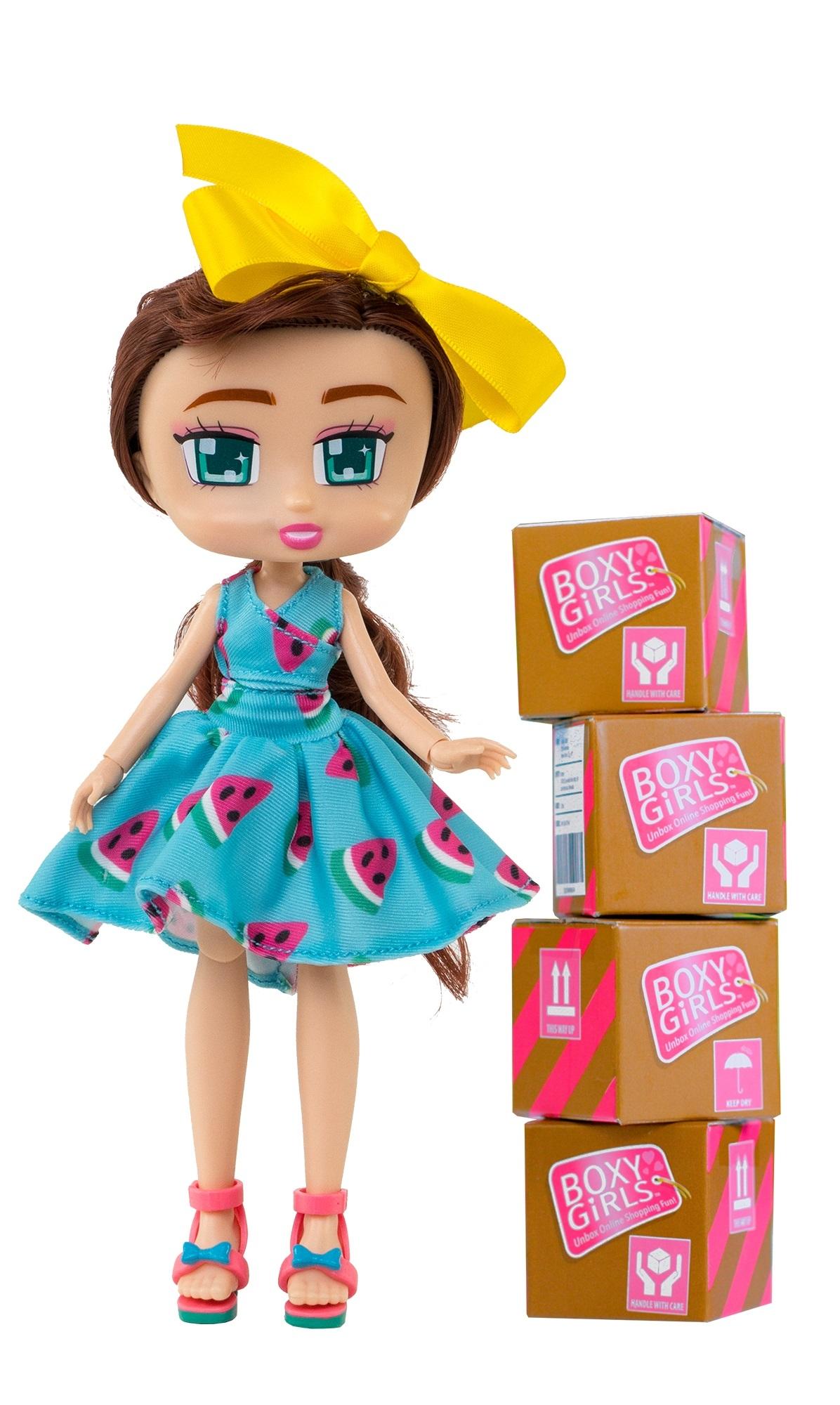 Кукла 1toy Boxy Girls Brooklyn