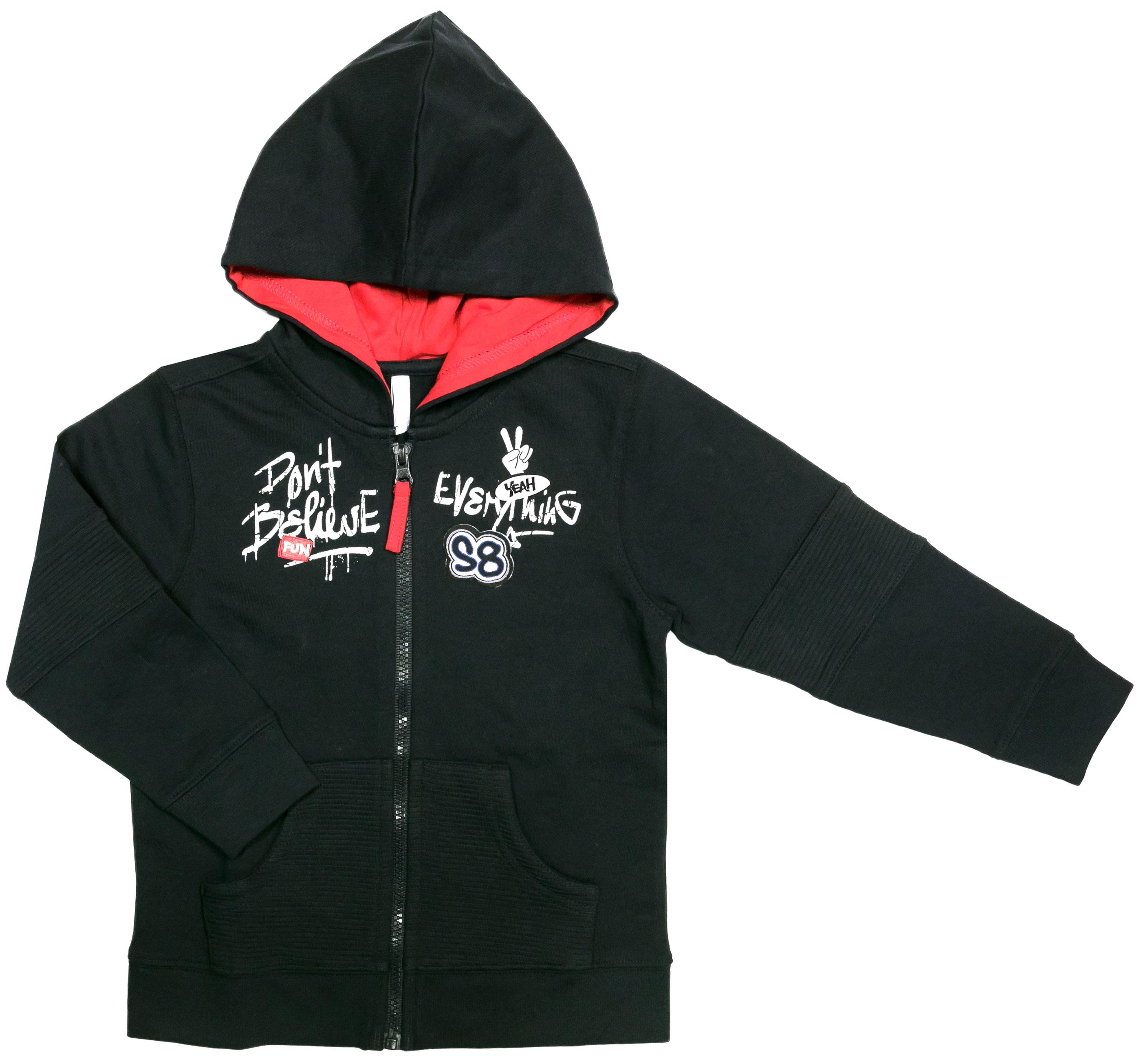 Куртка для мальчика Barkito Супергерой 817537 X598 75 полукомбинезон джинсовый для мальчика barkito деним