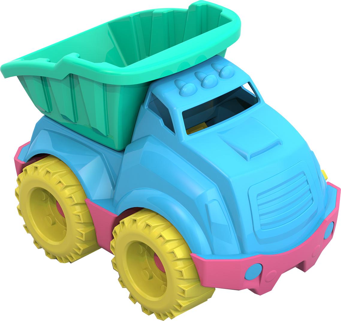 Игрушечные машинки и техника Нордпласт Шкода машинка игрушечная нордпласт дорожная малыш