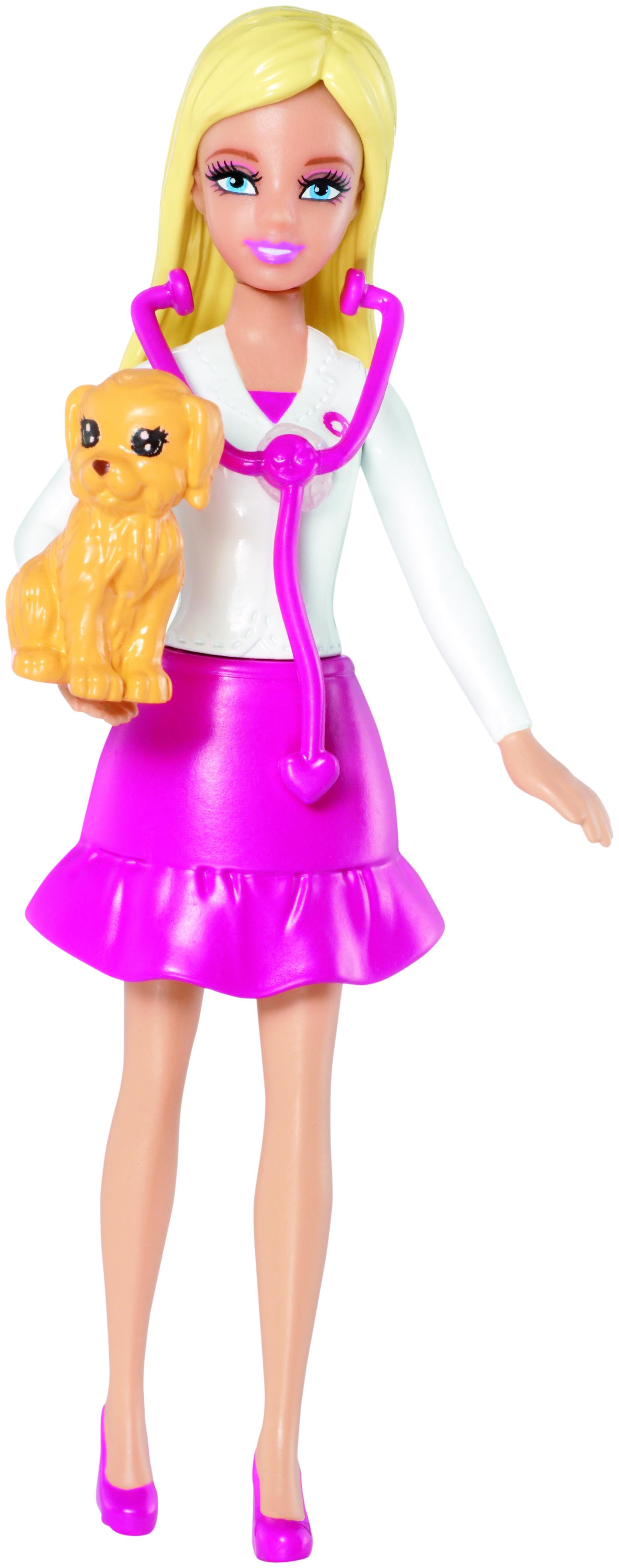 Фото - Мини-кукла Mattel Кем быть? набор школьниика barbie